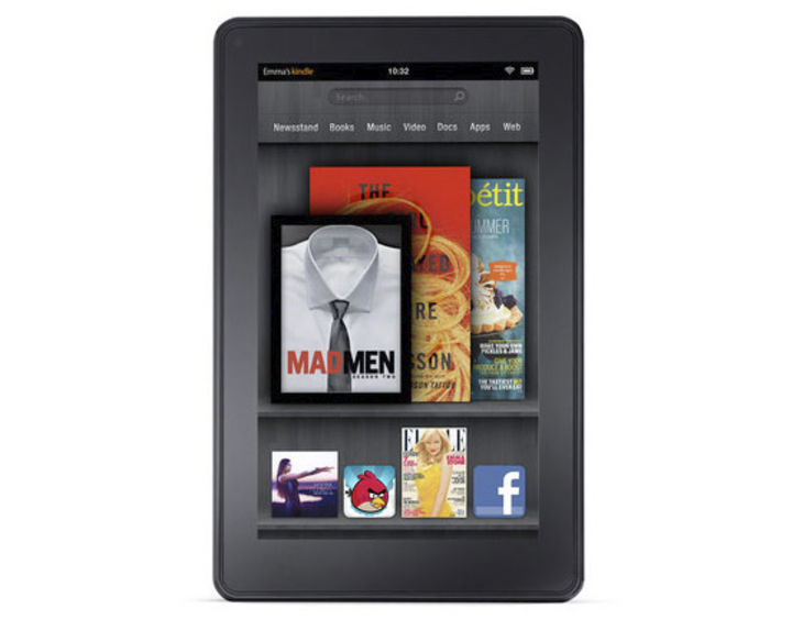 Kindle Fire for your Points?