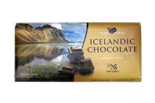Icelandic chocolate, dark or milk