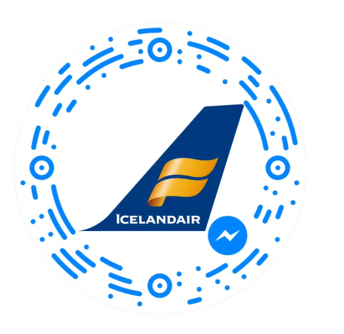 Book a flight with the Icelandair Messenger Bot