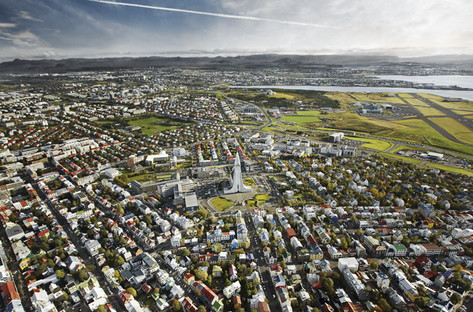 Reykjvaík Iceland City Center