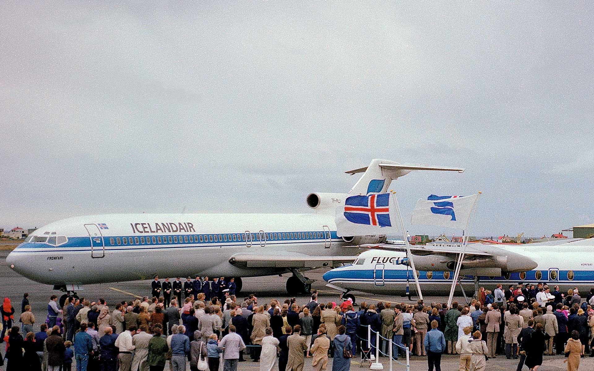 Les avions ont de nouveau des noms