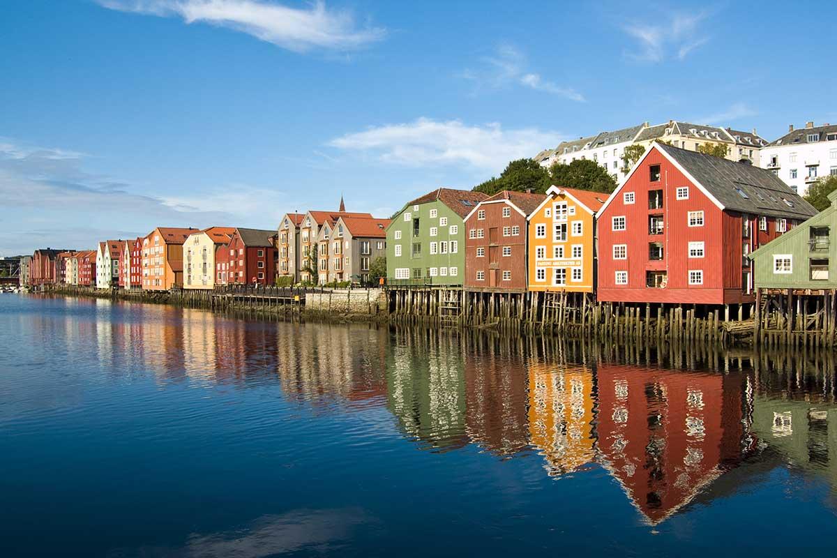 Trondheim'e Ne Zaman Gidilir?