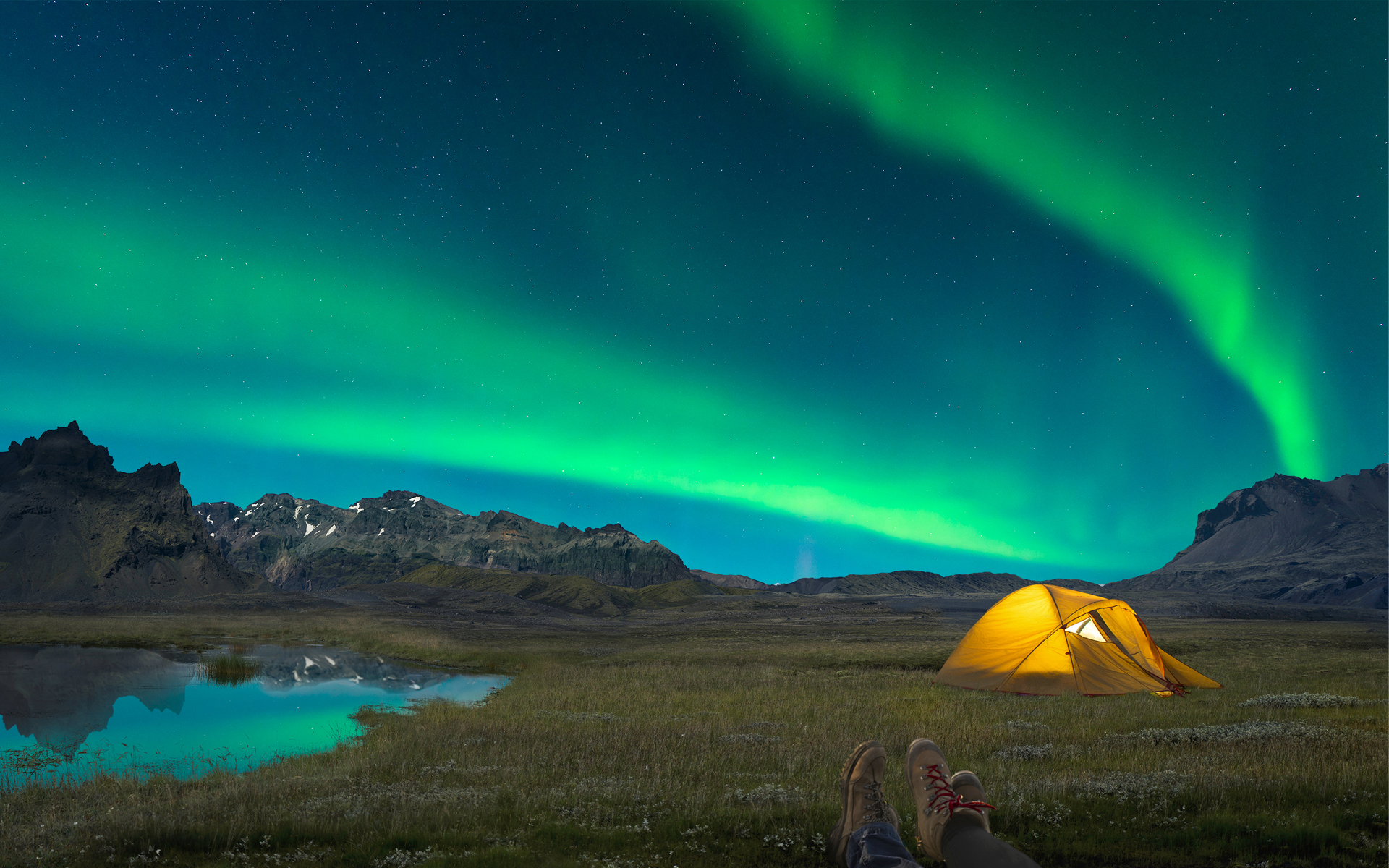Icelandair offers Stopover in Iceland