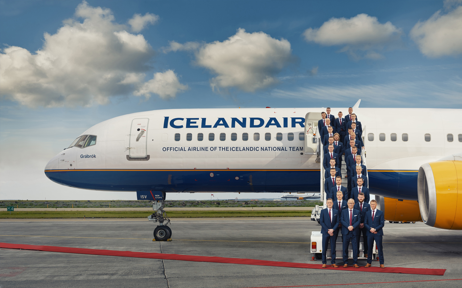 Icelandair introduserer stopover buddy