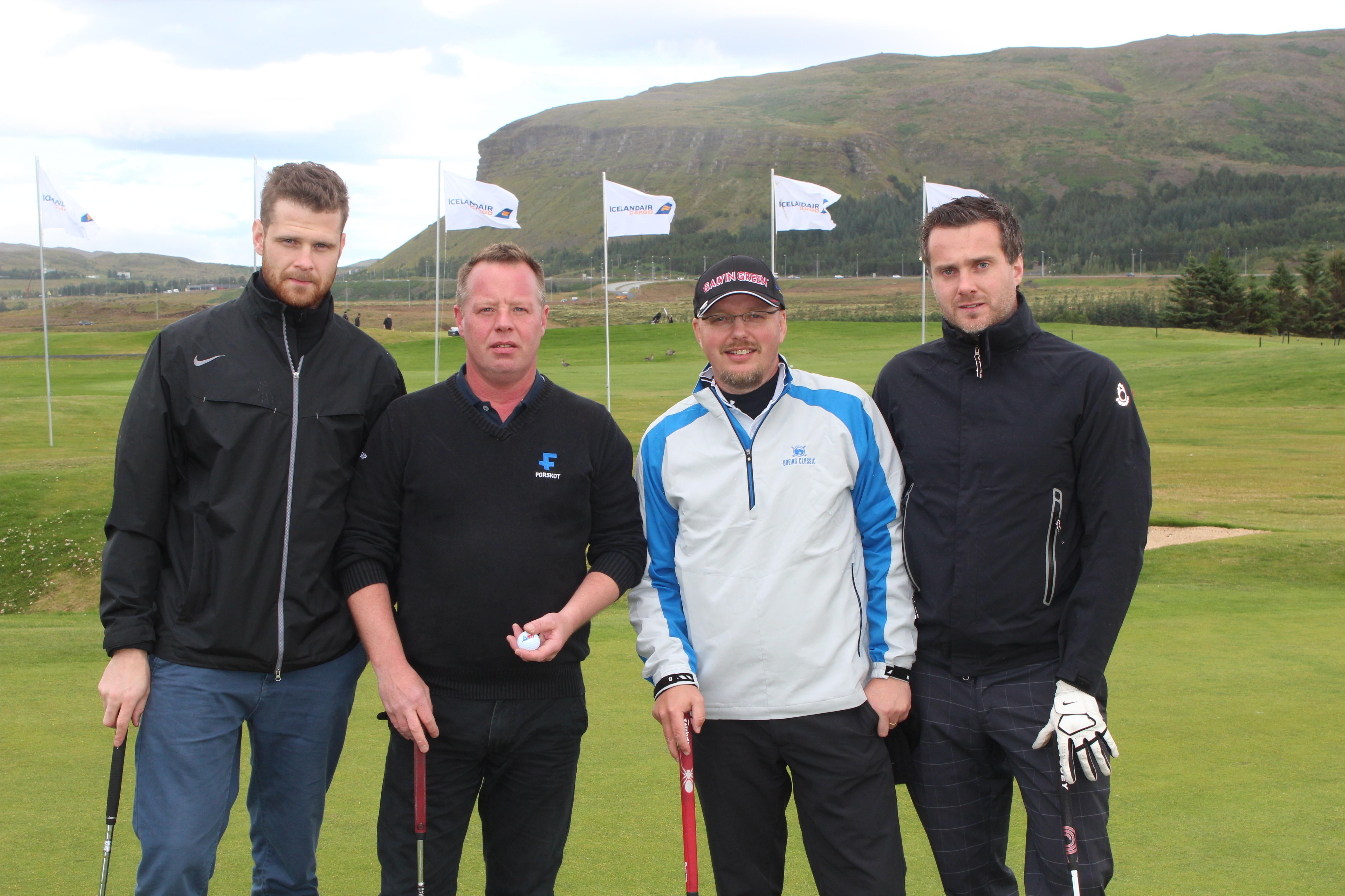 Golf tournament Icelandair Cargo