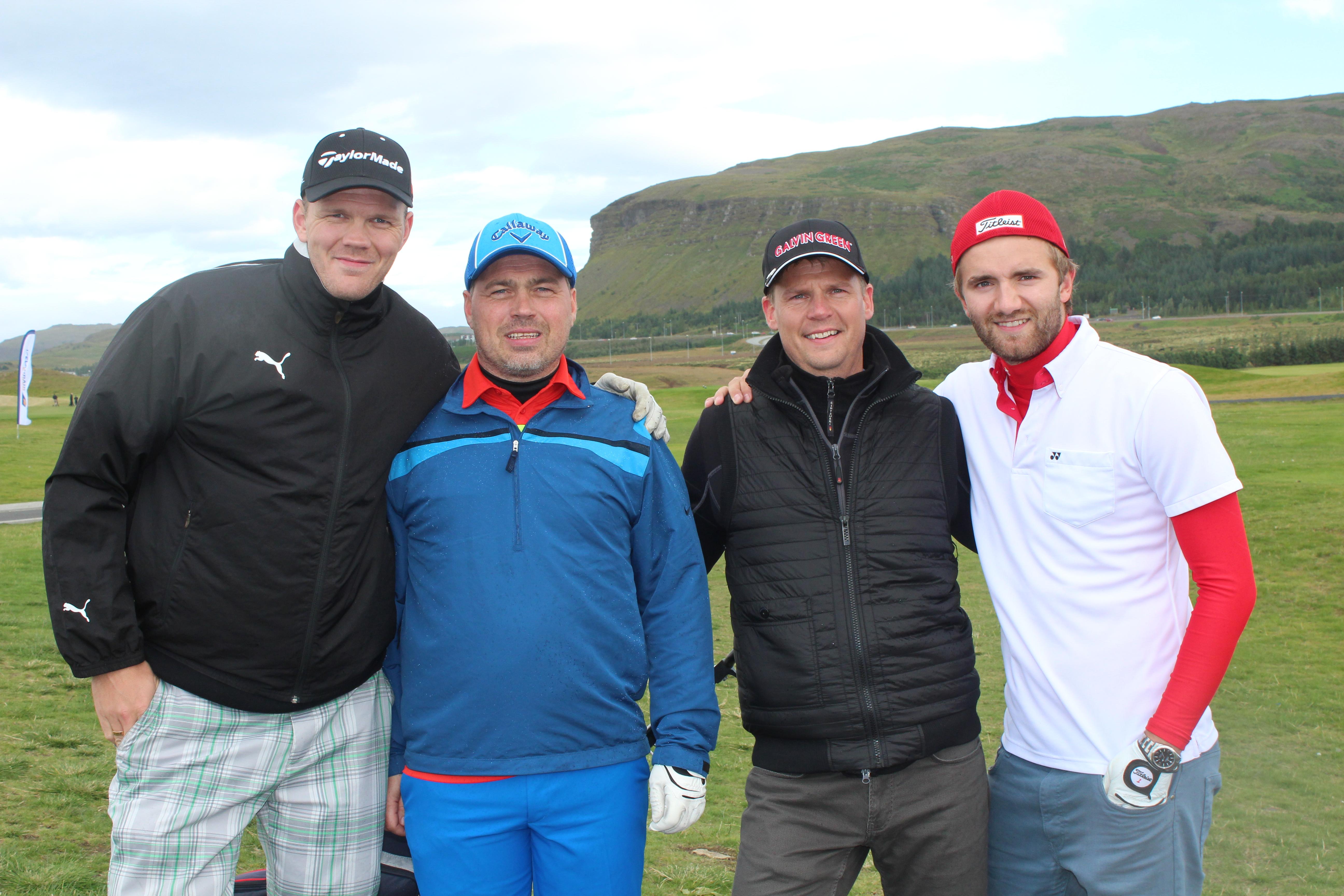 Icelandair Cargo golf tournament