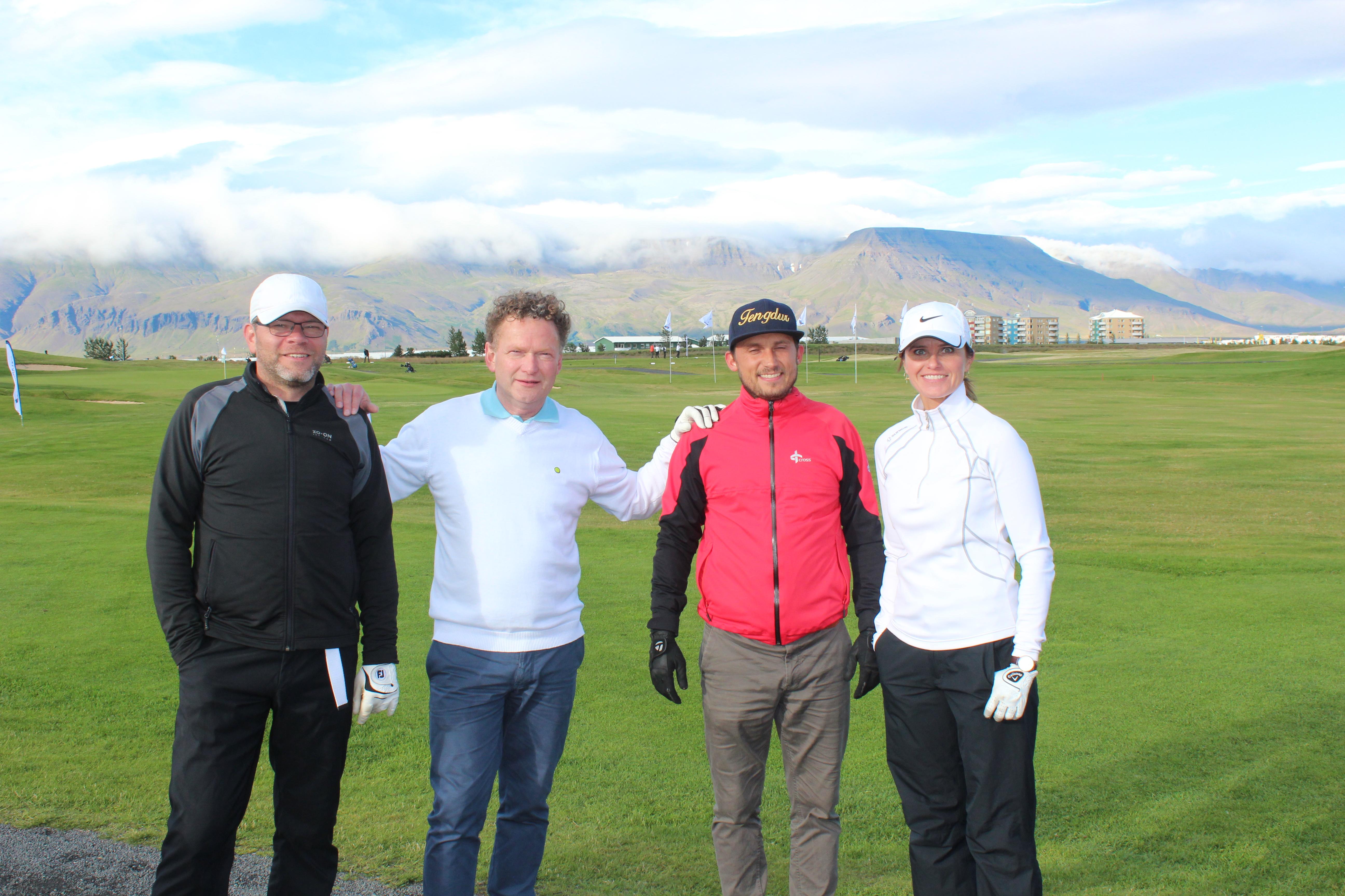 Golf tournament 2015