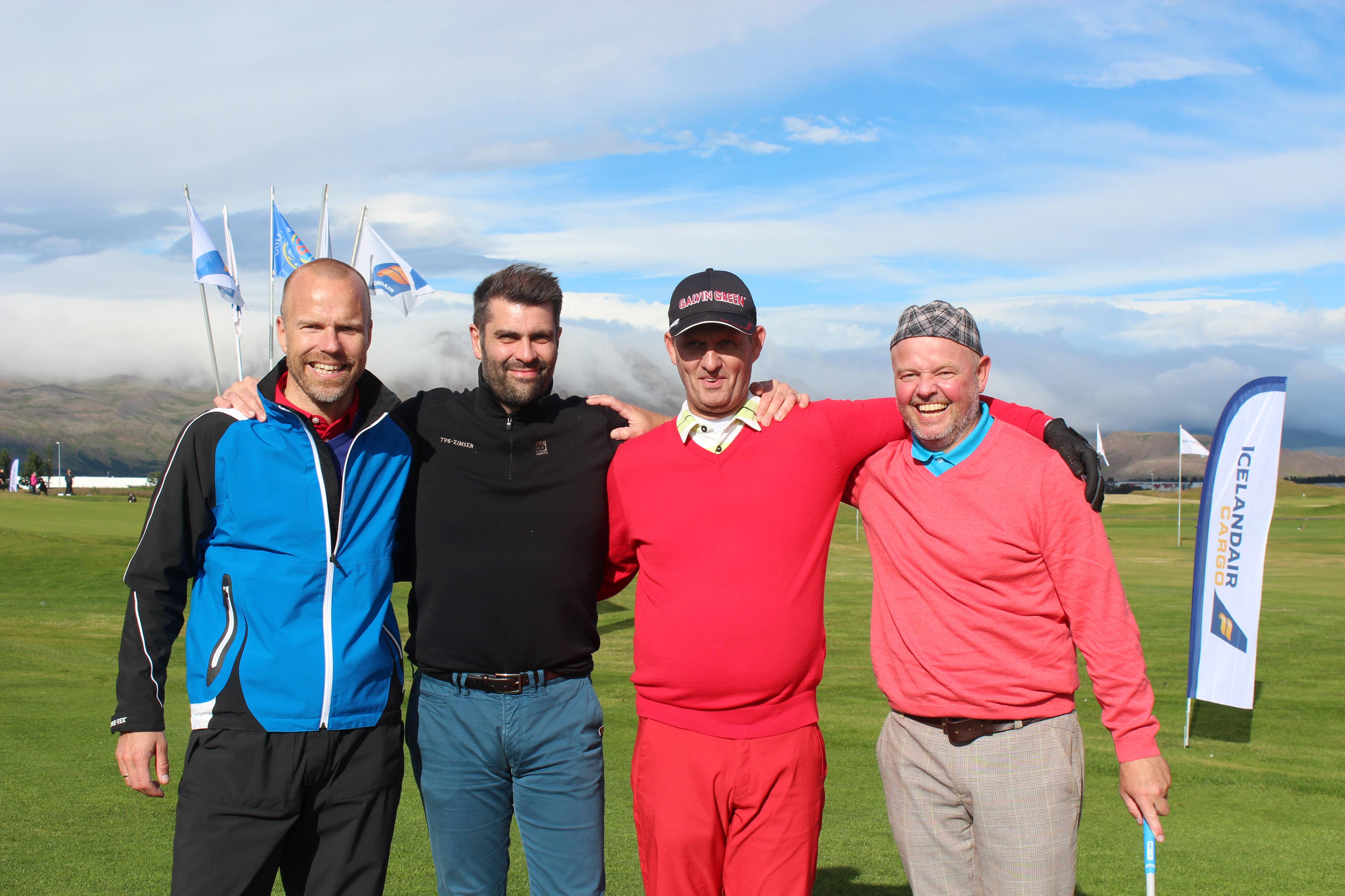 icelanair cargo golf tournament 2015