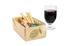 Snackbox + wine