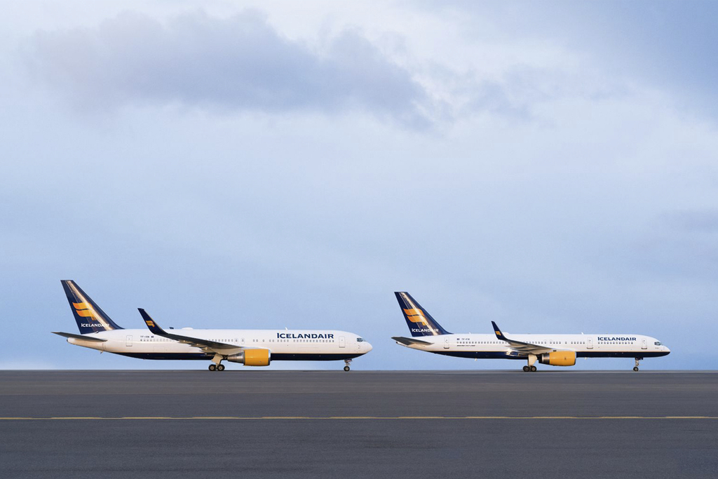 Icelandair Takes Off With Newest Fleet Addition The
